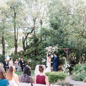 Photo Of Blush Events Los Angeles Ca United States Outdoor Garden Ceremony