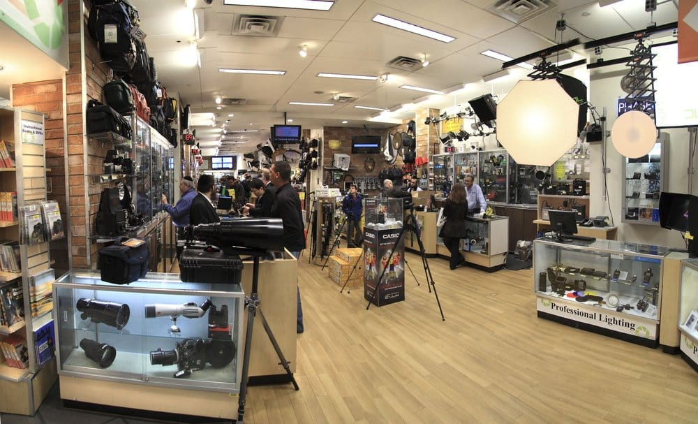 Photo of Adorama - New York NY United States. Interior view Pro & Interior view Pro Imaging u0026 Pro Lighting - Adorama Store NYC ... azcodes.com