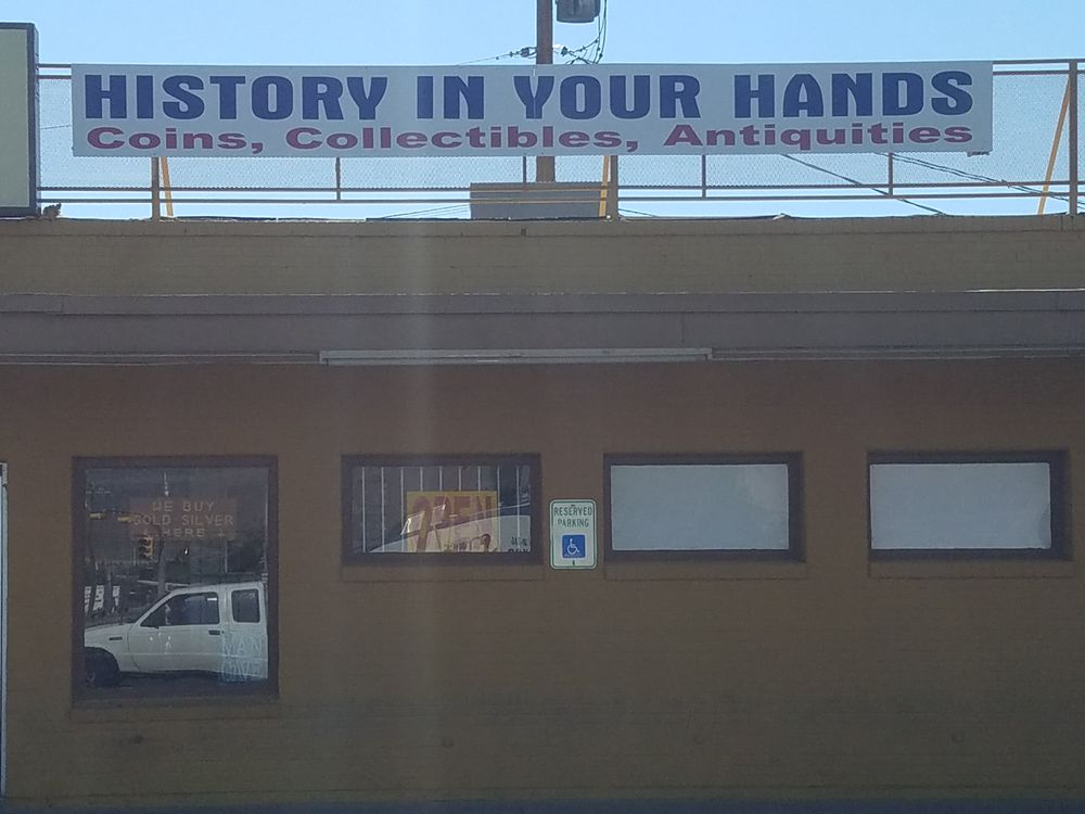 History In Your Hands Collectibles