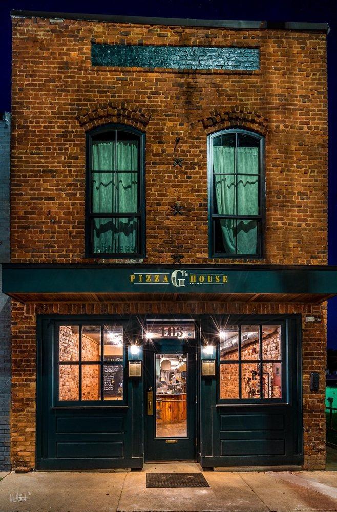 G's Pizza House: 403 E Main St, Seneca, SC