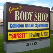 ... Photo of Jerry's Body Shop - Coeur D Alene, ID, United States. SERVING