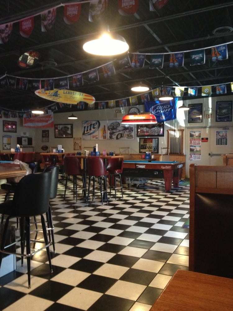 Gal's Sports Bar: 238 E Centre St, Ashland, PA