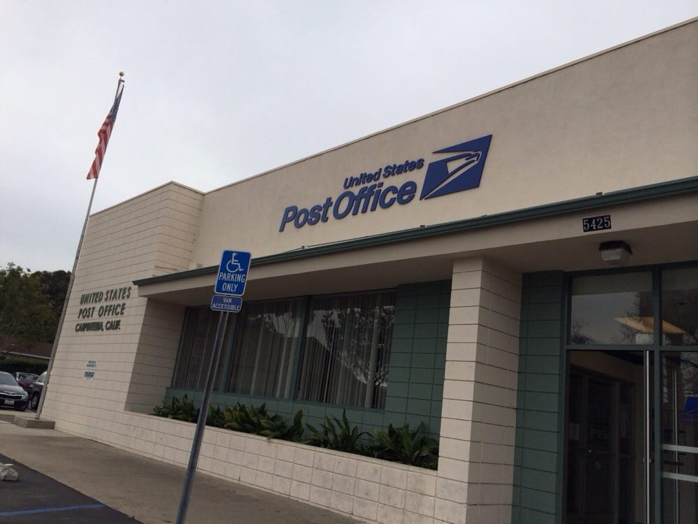 US Post Office: 5425 Carpinteria Ave, Carpinteria, CA