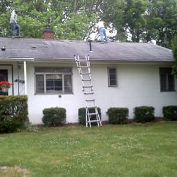 Photo Of Buckeye Contractors   Columbus, OH, United States. Before Roof And  Windows