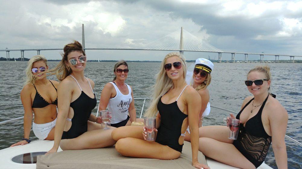 High Tide Harbor Tours: 98 Ripley Point Dr, Charleston, SC