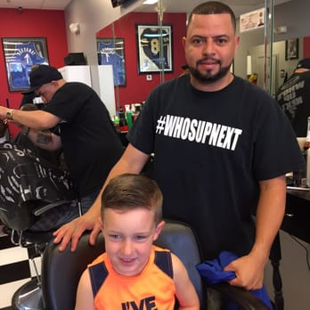 Barber Shop Kissimmee Fl : Photo of Hall of Fame Barber Shop - Kissimmee, FL, United States