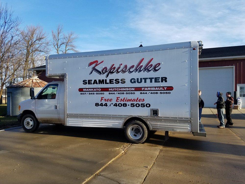 Kopischke Seamless Gutter: 20885 St Hwy 83, Mankato, MN