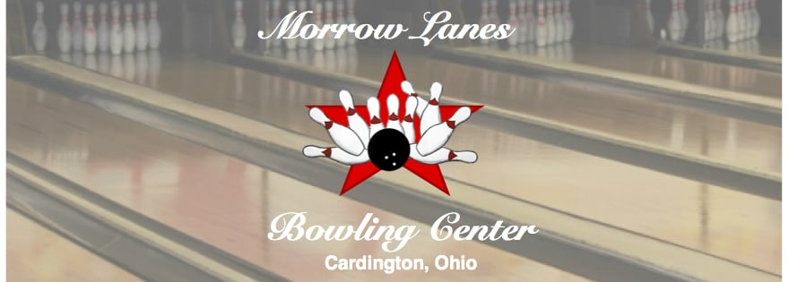 Morrow Lanes Bowling Center: 4205 County Rd 132, Cardington, OH