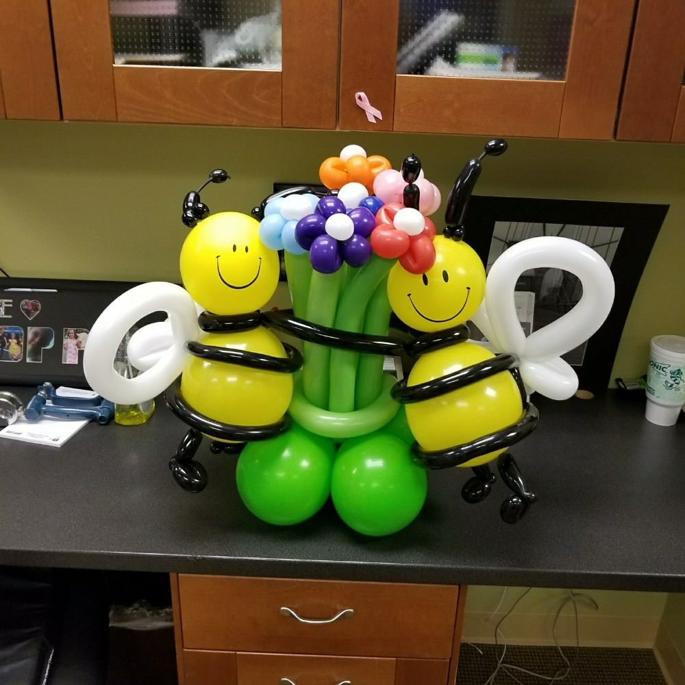 Balloon Flower Bouquet Yelp