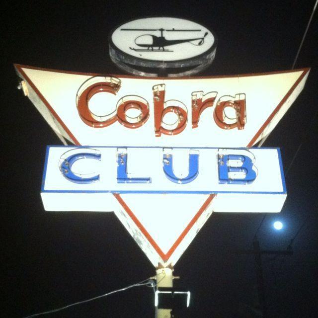 Cobra Club: 226 W Hurst Blvd, Hurst, TX
