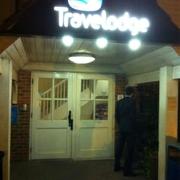 Photo Of Travelodge Hotel Northolt London United Kingdom Just In Front