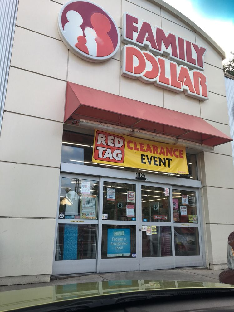 Family Dollar Stores: 1825 Rosewood Dr, Columbia, SC