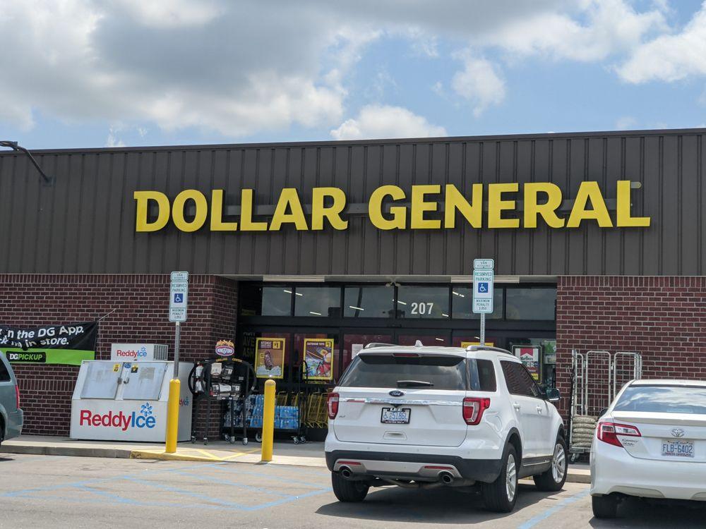 Dollar General: 207 W Main St, Eureka, NC