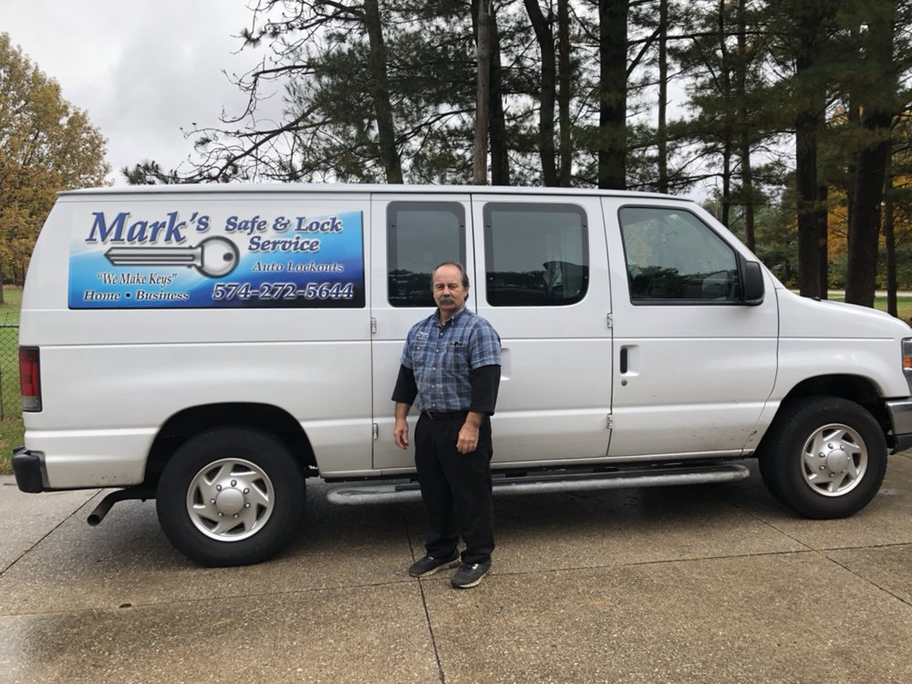 Marks Safe & Lock: 15151 Adams Rd, Granger, IN