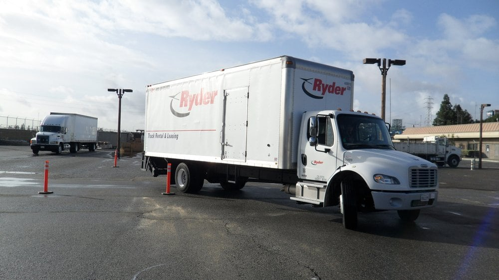 Class B Straight Truck Training With Air Brakes Yelp