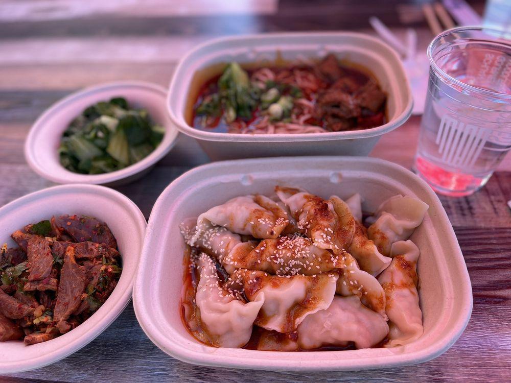MIÂN Sichuan Gourmet Noodles: 11632 South St, Artesia, CA