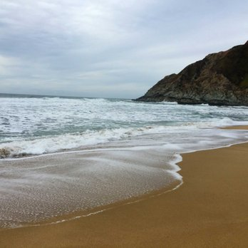 Photo Of Gray Whale Cove State Beach Montara Ca United States