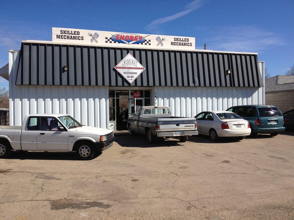 Shorey Automotive: 1432 NW Eugene St, Topeka, KS