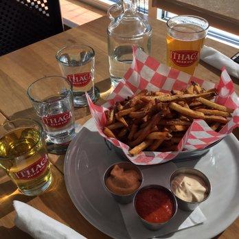 Ithaca Beer Co Food Menu