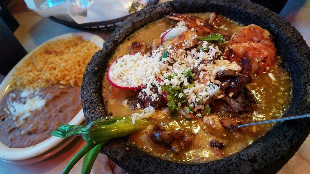 Mexican Food Manteca