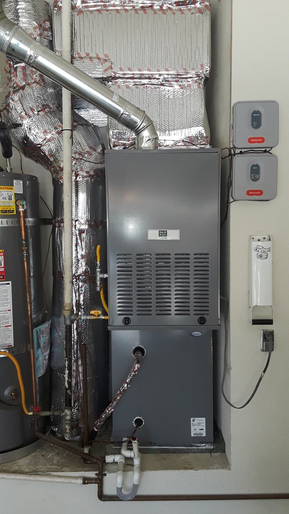 Councell Heating & Air Conditioning: 857 2nd St, Brentwood, CA