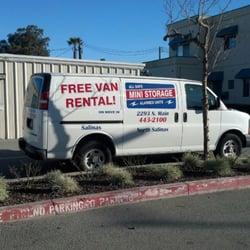 All Safe Mini Storage Salinas Ca Yelp