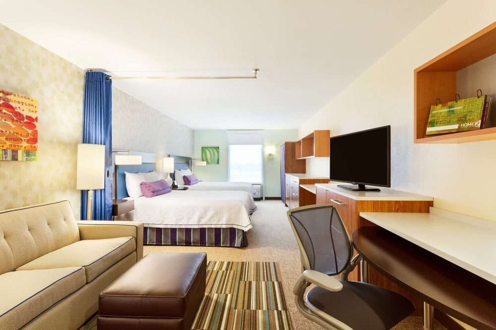 Home2 Suites by Hilton Fargo, ND: 1652 44th St S, Fargo, ND