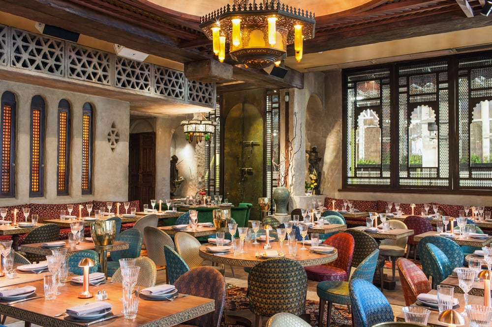 Momo Restaurant London Reviews