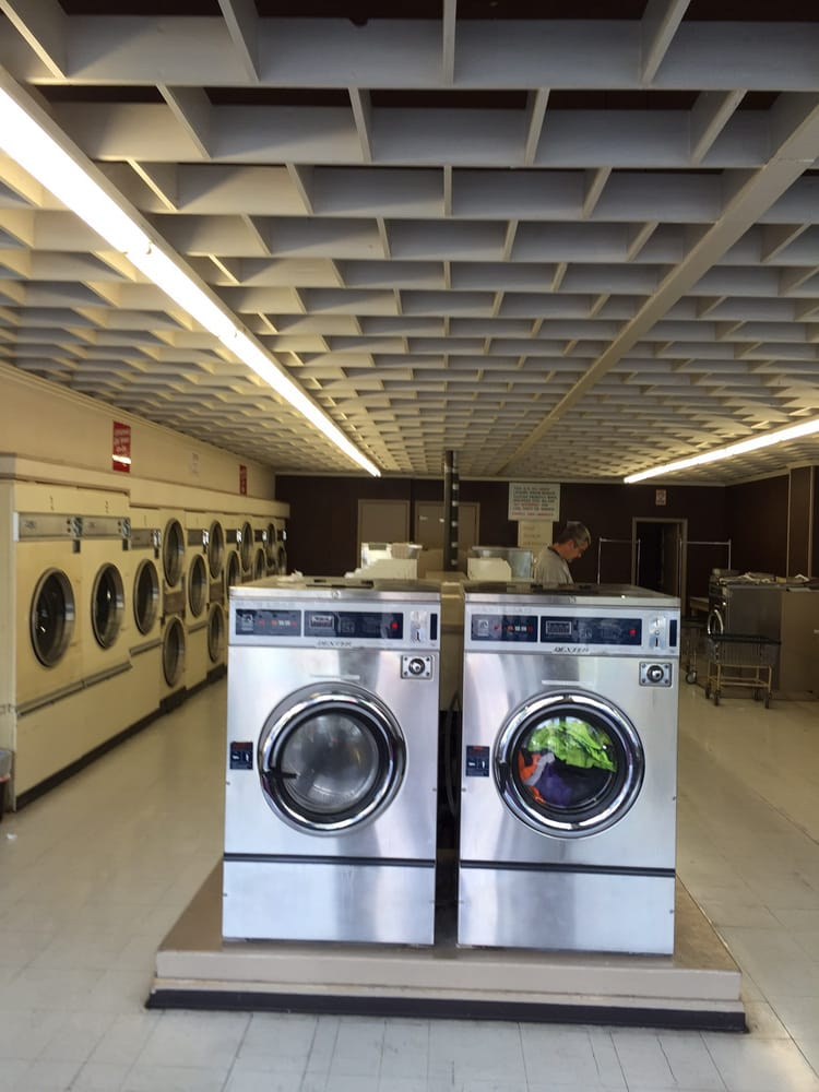 Sparkle Shop Laundries: 620 E Fairhaven Ave, Burlington, WA