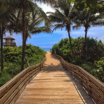Photo Of Ocean Reef Park Riviera Beach Fl United States Entrance To