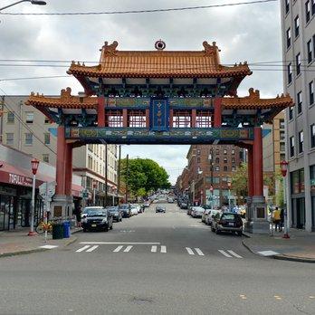 Photo Of Chinatown International District Seattle Wa United States