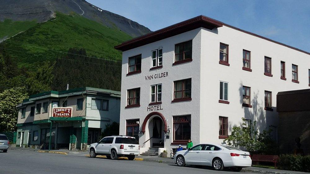 The Van Gilder Hotel: 308 Adams St, Seward, AK