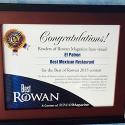 The Best 10 Mexican Restaurants In Salisbury Nc With Prices Last Updated December 2018 Yelp