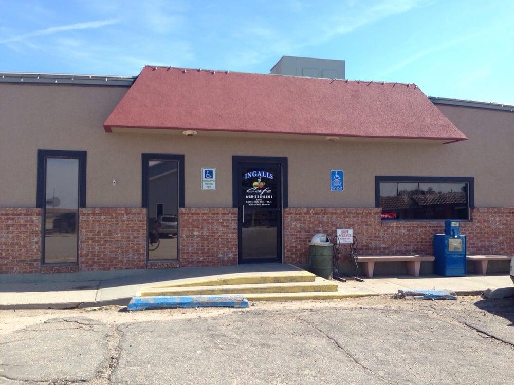 Ingalls Cafe: 102 S Main St, Ingalls, KS