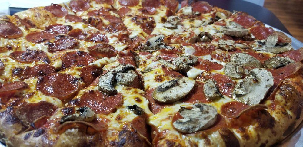 West Main Pizza: 320 E Main St, Ada, MN