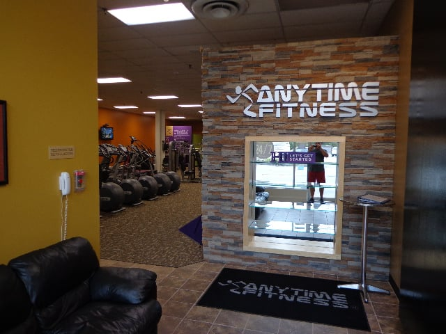 Anytime Fitness: 300A High St, Clinton, MA