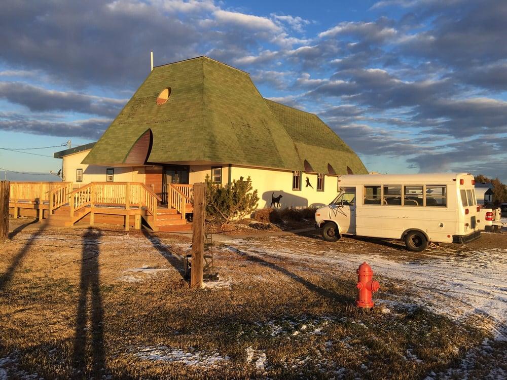 Pheasant Heaven Lodge: 300 9th Ave, Presho, SD