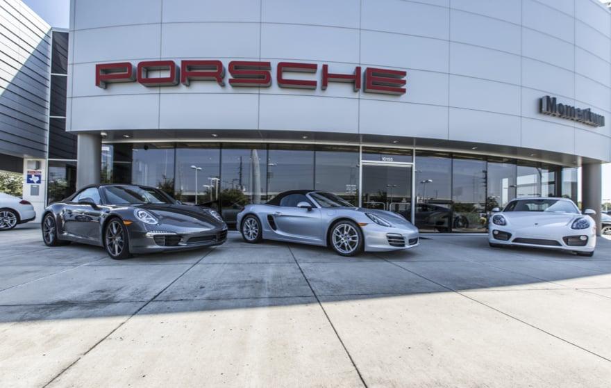 Momentum Porsche 15 Photos Motor Mechanics Repairers