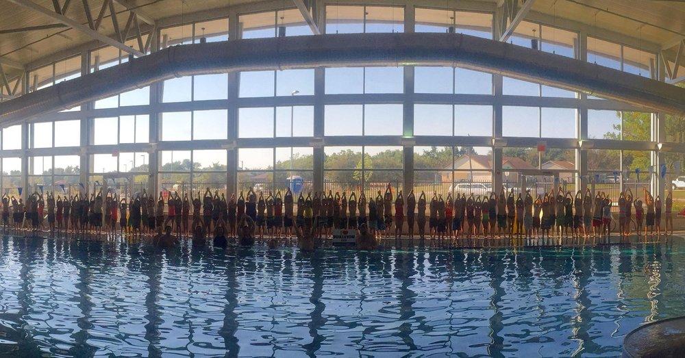 Sigma Swim Cleburne: 1010 Hillsboro St, Cleburne, TX