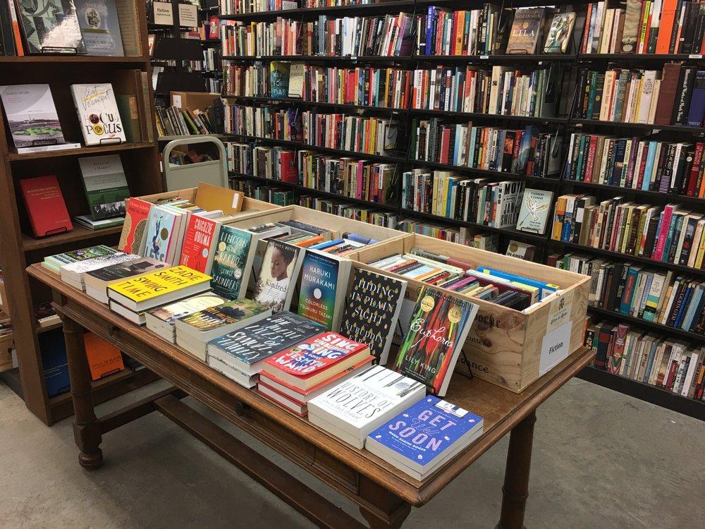 Roundabout Books: 26 Kenwood St, Greenfield, MA