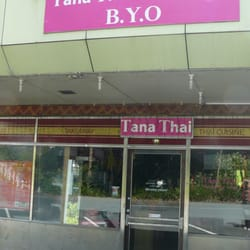 Tana thai restaurant thai 1 tomo st new lynn for Auckland thai boutique cuisine