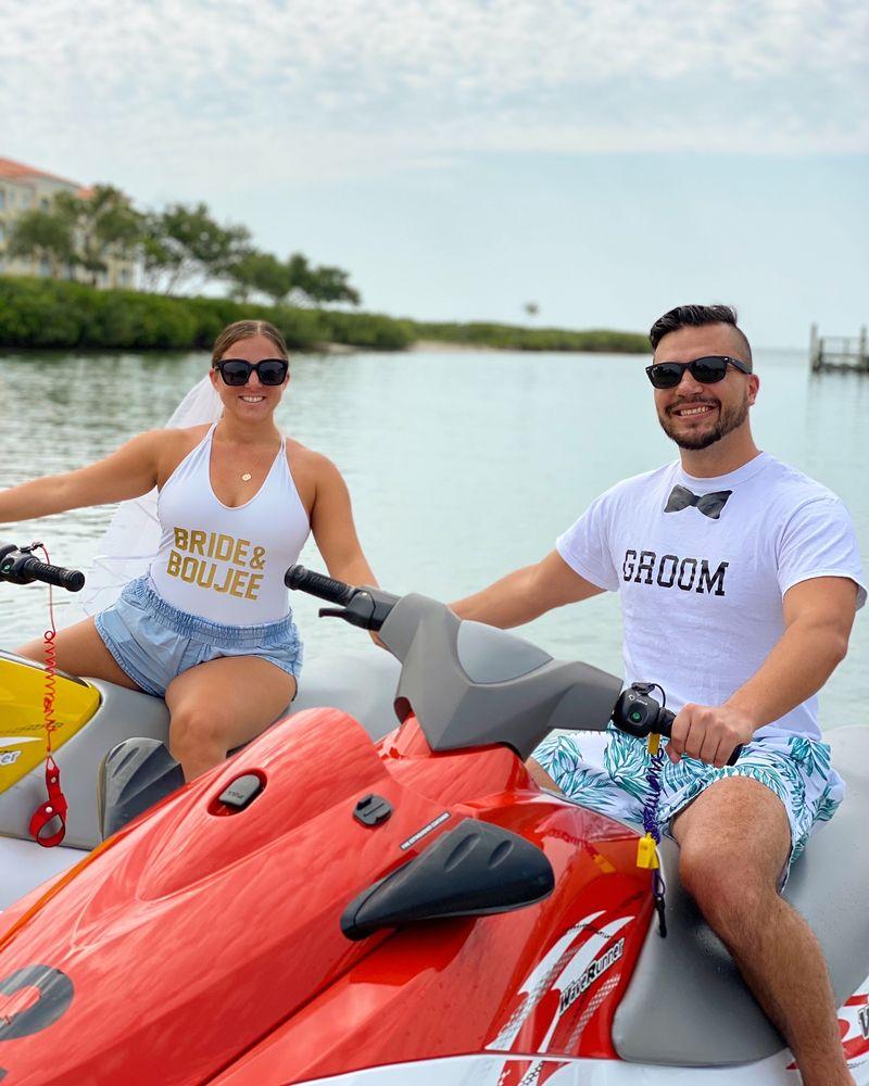 Salty's Water Sports & Boat Rental: 1730 Indian River Dr, Sebastian, FL