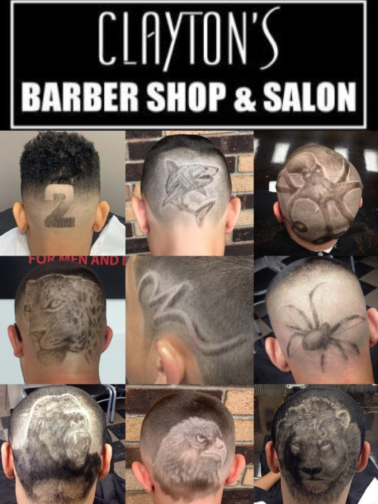 Claytons Barber  Shop & Salon: 244 Harding Way E, Galion, OH