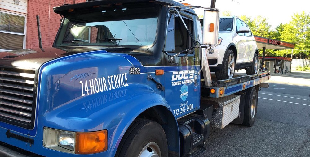 Towing business in Carteret, NJ