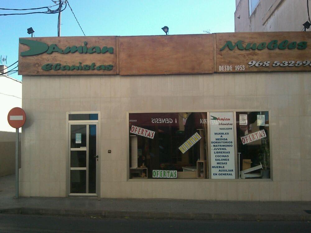 Damian - Tiendas de muebles - Carretera de Barrio Peral, 26, Barrio De Peral,...