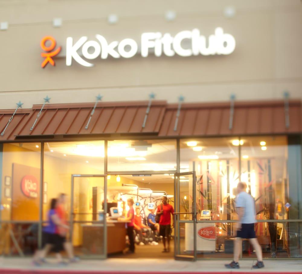 Koko FitClub of Houston - Heights Blvd: 189 Heights Blvd, Houston, TX
