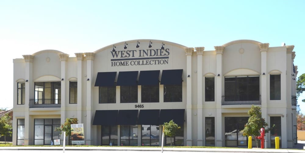 West indies home collection furniture stores 9465 for Furniture 7 phone number