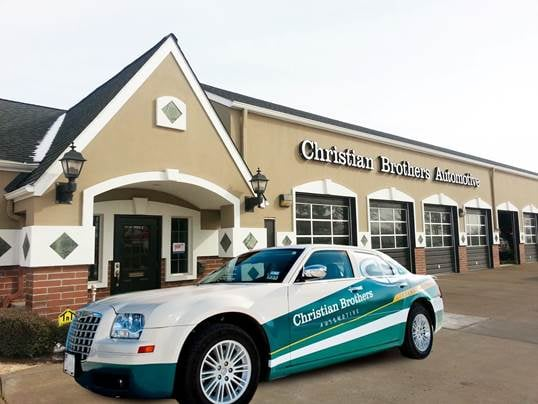 Christian Brothers Automotive South Tulsa