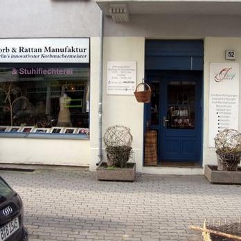 Korb & Rattan Manufaktur - Hobby- & Bastelbedarf - Winsstr. 52 ...