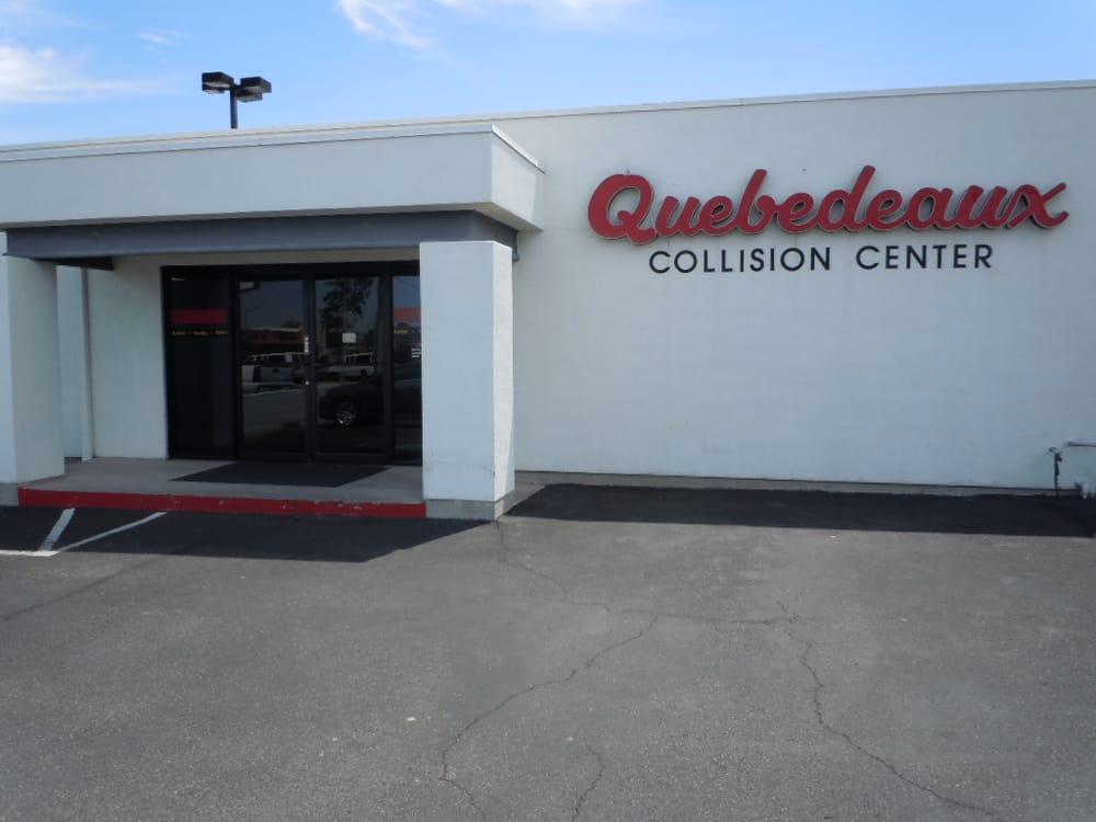 Collision Repair Shops Near Me >> Quebedeaux Collision Center - Miramonte - Tucson, AZ - Yelp